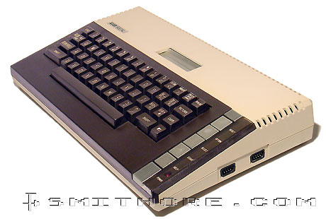 The Atari 800XL home computer